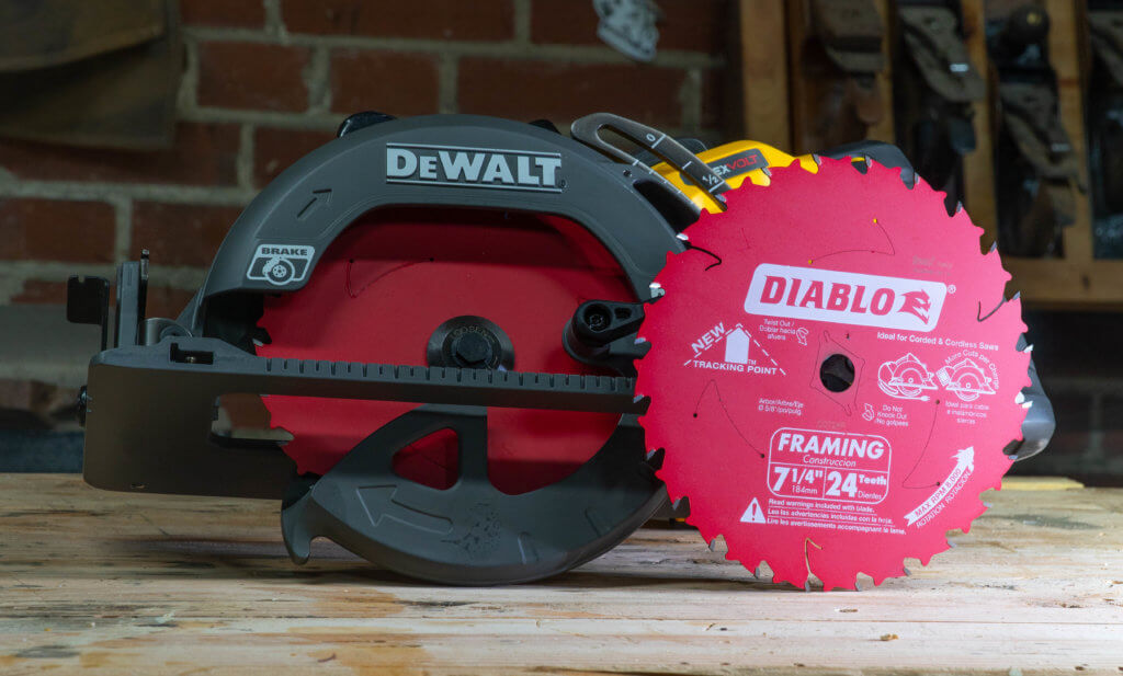 The New Go To Pro Pistol Grip Circular Saw Dewalt